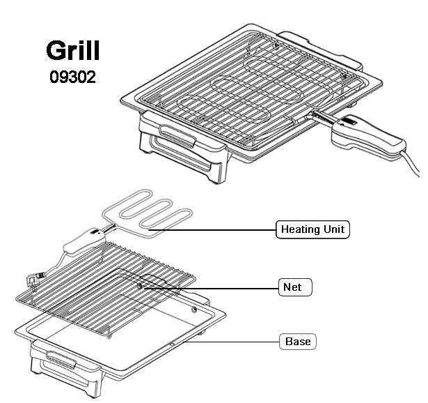 hot selling bbq grill